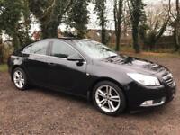 Vauxhall Insignia SRi 2.0CDTi 2010 / 60 Reg / Low Mileage / Jet Black / 1 Owner