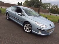 2006 Peugeot 407 SE 2.0 Hdi ** Lux Pack ** Full Service History **