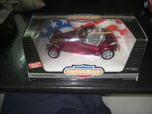 1/18 scale plymouth prowler american muscle in box