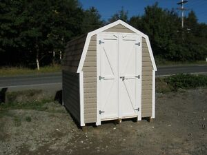 small shed ( prebuilt)