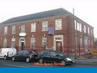 Fully Furnished - ( BROAD STREET - BILSTON -WV14) Office Space to Let in Wolverhampton