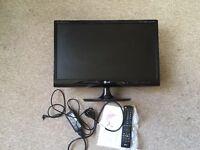LG 23inch LED Full HD 1080p Monitor TV