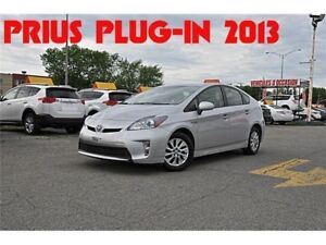 2013 Toyota Prius Plug-In RECHARGEABLE HYBRID