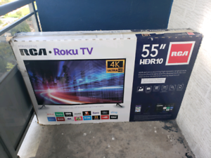 Roucktv 55 inches 4k