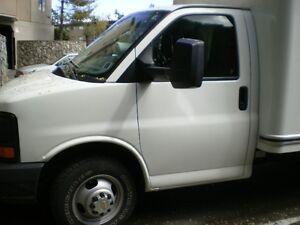 2010 Chevrolet cube van
