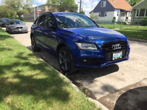 2016 Audi Q5 Technik S Line Competition Package SUV, Crossover