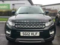 2012 Land Rover Range Rover Evoque TD4 PURE USED CARS Estate Diesel Manual
