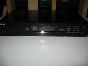 AKAI CD PLAYER St. John's Newfoundland image 1