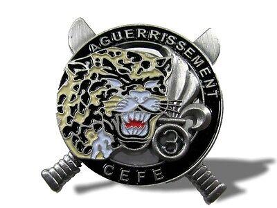 PIN Fremdenlegion Commando  JUNGLE 3 REI ( P-226 )