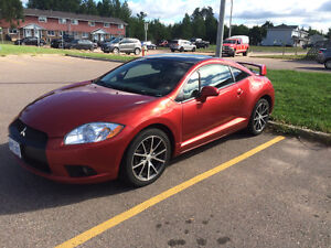 2011 Mitsubishi Eclipse Coupe GS Coupe (2 door)