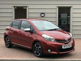 image for 2013 Toyota Yaris 1.33 VVT-i Trend 5dr HATCHBACK Petrol Manual
