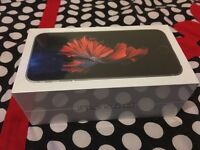 Apple iphone 6s space grey 16 gb( locked to EE)
