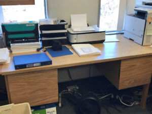 Office Furniture For You! Chairs Too!From $25-$100