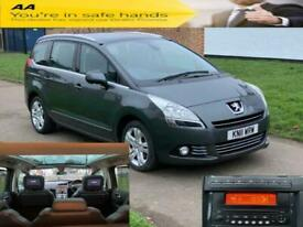 image for Peugeot 5008 1.6 THP( 155bhp )Exclusive, 100 MILE FREE DELIVERY,NEW TIMING CHAIN