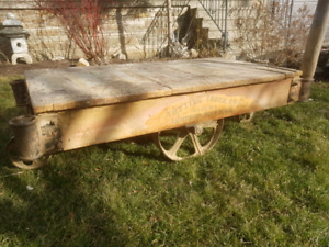 vintage cart coffee tables for sale