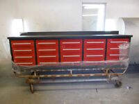 10 ft heavy duty work bench