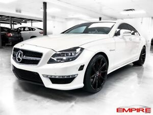 Mercedes-Benz CLS-Class CLS 63 AMG S-Model 2014