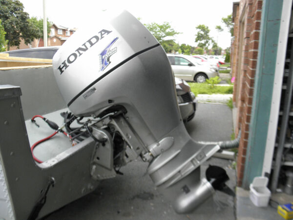 Used 2007 Honda BF135A
