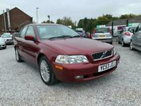 2003 Volvo S40 1.8 SE 4dr Saloon Petrol Manual