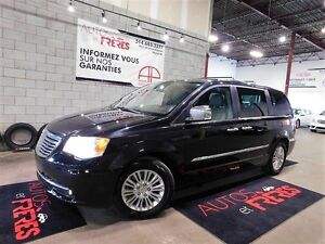 Chrysler Town - Country Town & Country 4dr Wgn Limited 2013