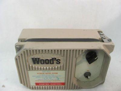 Woods Ums-01 Ultracon Master Station 115v Single Phase 5060hz 2watts Used