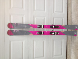 Brand new Rossignol Temptation skiis, never used