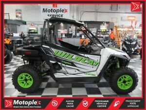 2018 Arctic Cat Wildcat Trail Limited EPS 2 places 58$/SEMAINE