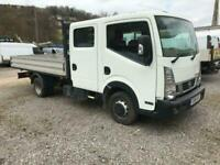 2016 Nissan Cabstar DCI 35.14 DROPSIDE Chassis Cab Diesel Manual