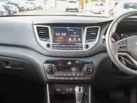 2018 Hyundai Tucson 1.6 TGDi Sport Edition 5dr 2WD DCT Auto 4x4 Petrol Automatic