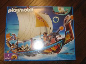Large Playmobile  ship #4241