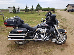 2006 Harley Davidson Electra Glide Ultra Classic