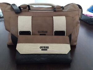 Medium Guess purse and wallet EEUC