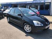Honda Civic Ctdi Se Hatchback 1.7 Manual Diesel
