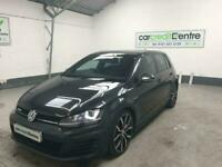 *buy from £62 per week* GREY VOLKSWAGEN GOLF 2.0 GTD 5D 181 BHP DIESEL