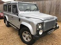 2008 Land Rover Defender 110 2.4 TDi XS Station Wagon 5dr