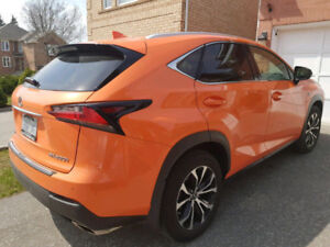 Lexus 2017 NX-200t sport F2,Lease take over