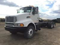 2004 Sterling LT9513 Heavy Spec Cab and Chassis