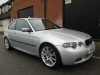 BMW 316 1.8 TI SPORT COMPACT 6 SPEED MANUAL LOW MILES