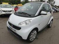 2012 Smart Fortwo 1.0 MHD Pulse 2dr