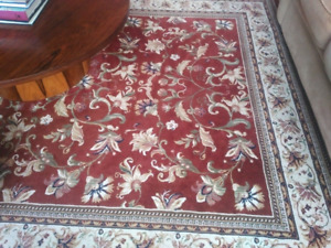 Lovely Large Persian Style Area Carpet