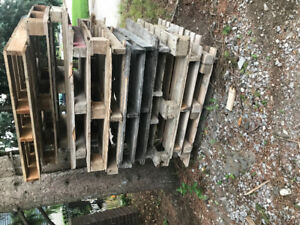 Free Wooden Pallets (15)