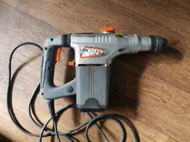 Hammer drill.
