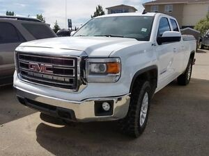 2015 GMC Sierra 1500 SLE Z71 Local Trade Htd Seats IntelliLink