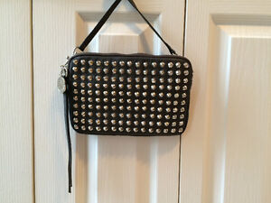 Marciano Clutch with cross body strap
