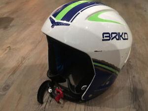 Briko Downhill Ski Race Helmet