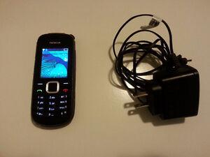 Nokia 1661-2b fonctionnel avec Fido .Chatr.Et roger
