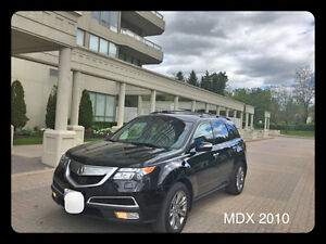 2010 Acura MDX Elite package,excellent condition