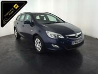 2012 VAUXHALL ASTRA EXCLUSIV CDTI ESTATE 1 OWNER FULL SERVICE HISTORY FINANCE PX