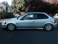 1998 Honda Civic. Make me an offer I need this car gone!