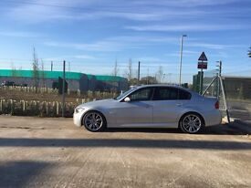 BMW 330d Msport